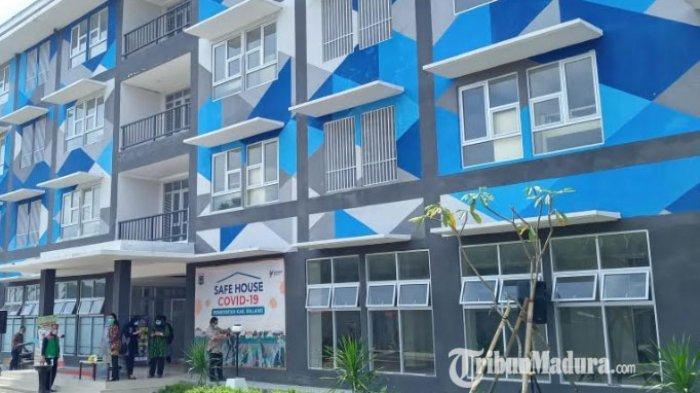 Biar Nggak Bosan, 11 Pasien Covid-19 di Rusunawa ASN Malang Diberi Fasilitas TV dan Wifi Gratis