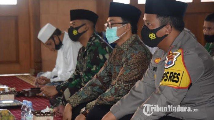 Polres Pamekasan Gelar Khotmil Qur'an dan Doa Bersama, Berharap Pilkada Serentak 2020 Berjalan Damai