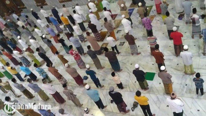 Bacaan Ceramah Khutbah Idul Fitri 1441 H, Bisa Dilakukan di Rumah, Tema Menjaga Ketakwaan