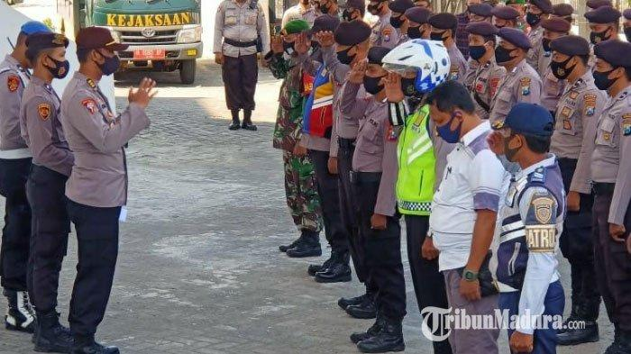 ALPART Akan Demo di Kejari Pamekasan, Polri Pastikan Petugas Pengamanan Tak Dibekali Senjata Api