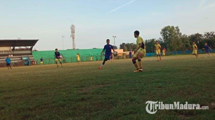 Sambut Liga 2 Seleksi Perekrutan Pemain Digelar Madura FC, Empat Pemain Lama Warnai Seleksi