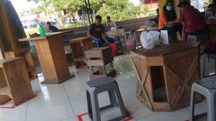 Jumlah Pengunjung Cafe di Pamekasan Dibatasi, Pemilik Cafe Mark Us Siap Ikuti Surat EdaranBupati
