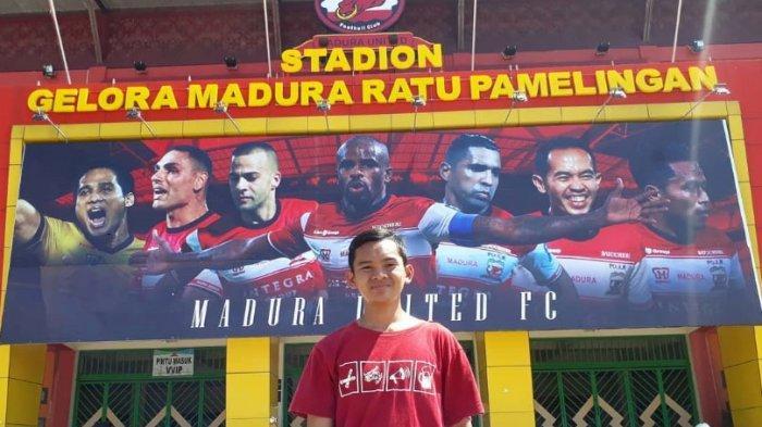 Madura United Akhirnya Dapat Izin Pakai Stadion Gelora Madura Ratu Pamelingan Asal Penuhi Syarat Ini