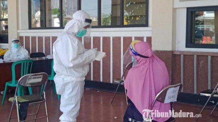 Diikuti Ratusan Ibu Hamil, Swab Test Terus Digencarkan di Gelora Pancasila, Bumil: Awalnya Takut