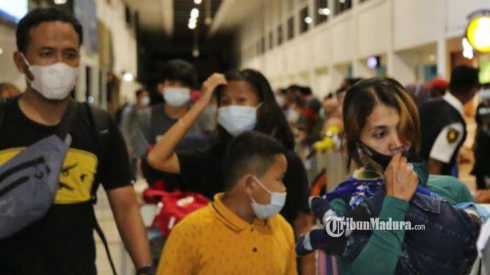 Akhir Pekan, Bandara Juanda Dipadati Puluhan Ribu Penumpang, Belum Terjadi Lonjakan Arus Mudik