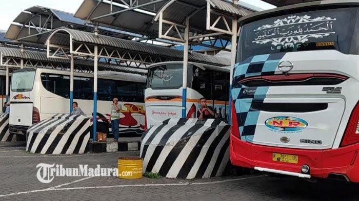 Dampak PPKM Darurat di Surabaya, Jumlah Penumpang di Terminal Turun sampai 80 Persen