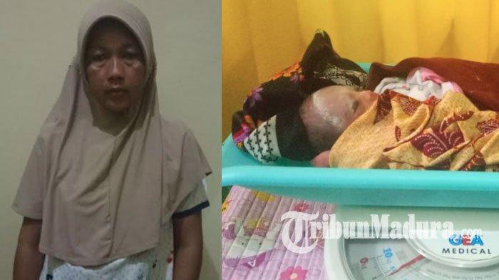 Pelaku yang Buang Bayinya di Makam Kamsota Sumenep, Diduga Karena Cerai dari Suaminya