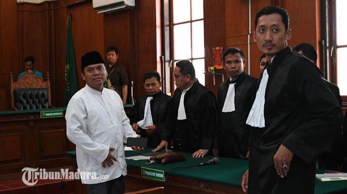 Usai Divonis Penjara 1 Tahun 6 Bulan, Gus Nur Mengaku Dirinya Difitnah Melalui Potongan Video