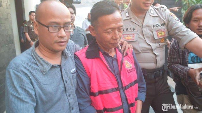 AnggotaDPRD Kota SurabayaSugito Ditahan Terkait Kasus Dugaan korupsi Jasmas Pemkot Surabaya