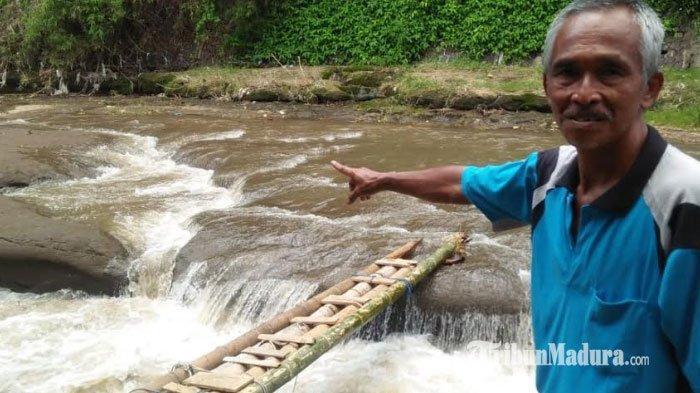 Hendak Buang Air Besar, Warga Temukan Jasad Perempuan Tersangkut Bebatuan di Aliran Sungai Brantas