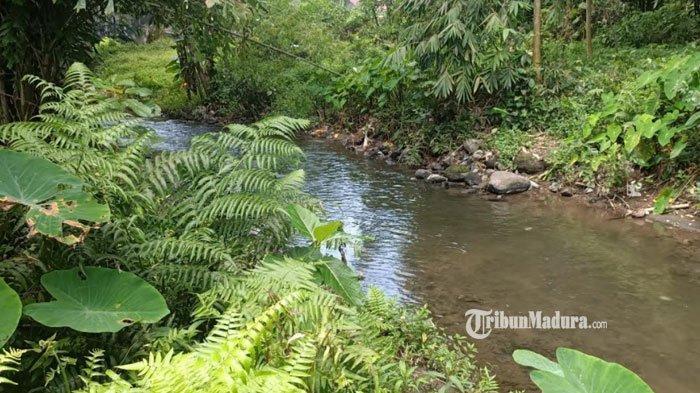 Lagi Bersihkan Sekitar Sungai, Warga Kediri Malah Tak Sengaja Temukan Benda Langka Zaman Purbakala