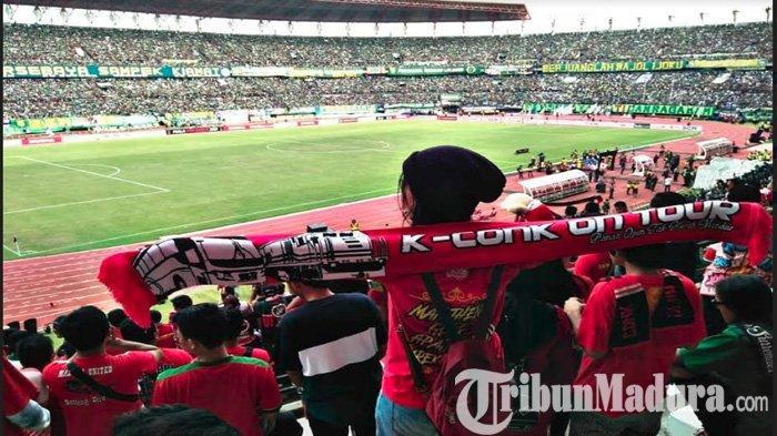 Akibat Ulah Suporter di Laga Madura United Vs Arema FC, PSSI Beri 2 Sanksi Keras Laskar Sapeh Kerrab