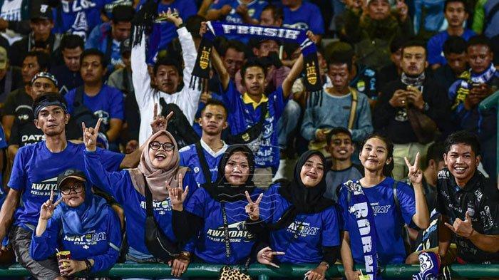 Madura United Vs Persib Bandung,Suporter Tim TamuDapat Jatah500 Tiket diStadion Gelora Bangkalan