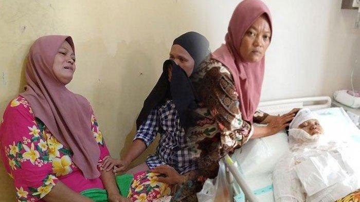 Pesan Terakhir Istri yang Dibakar Suami, Korban Ungkap Pesan untuk Sang Ibu, Ucap Maaf Berkali-Kali