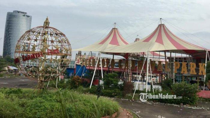 Nasib Surabaya Night Carnival setelah Berhenti Beroperasi, Beberapa Wahana Dipindah ke Jatim Park