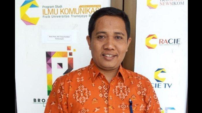Angkat Negatif Campaign, Dosen Madura ini Sebut Pidato Kebangsaan Prabowo Kurang Daya persuasifnya