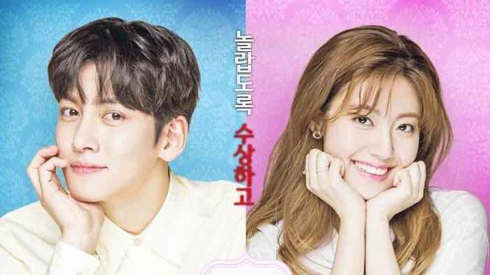 Sinopsis Lengkap Drama KoreaSuspicious Partner, Drakor DibintangiJi Chang Wook danNam Ji Hyun