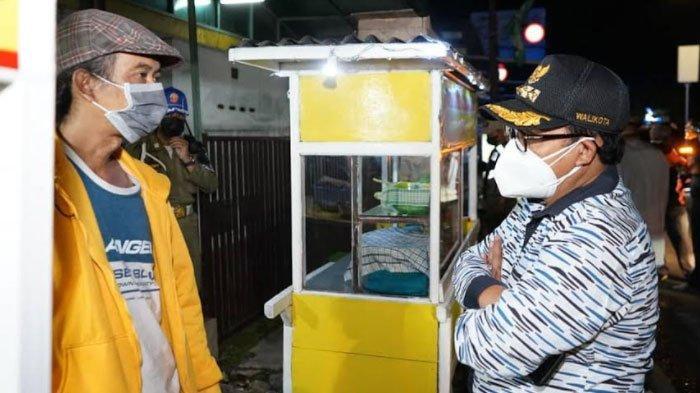 Pekan ini, 2.500 PKL yang Terdampak PPKM Darurat di Kota Malang Bakal Terima Bantuan Sosial