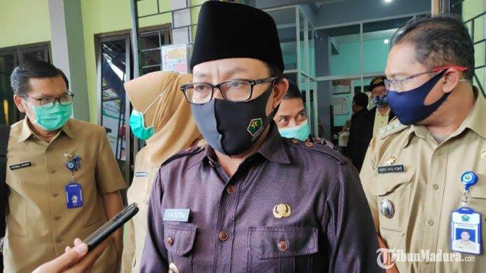 Sutiaji Serahkan Jenis Sanksi Sosial Pelanggar Protokol Kesehatan Covid-19 ke Masyarakat Kota Malang