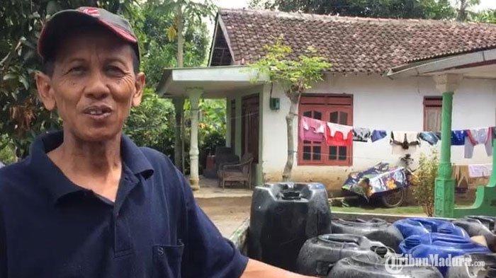 Cerita WargaGucialitLumajang Hadapi Kekeringan, Akrab dengan Krisis Air Bersih saat Musim Kemarau