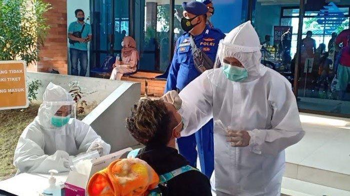 Warga Surabaya yang Hasil Swab Antigen Positif Langsung Jalani Isolasi Mandiri Tanpa Tunggu Swab PCR