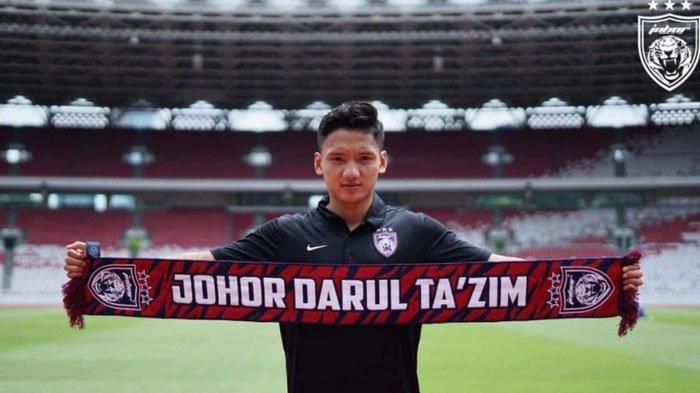 Syahrian Abimanyu Gabung Johor Darul Ta'zim, Pelatih Madura United Sebut Mantan Pemainnya Beruntung
