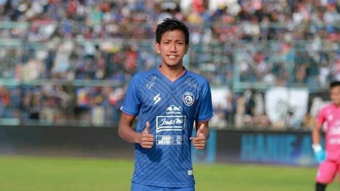 Bek Arema FC Petik Hikmah Liga 1 2020 Dihentikan Sementara,Tambah Waktu dengan Keluarga saat Puasa