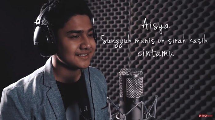 Download Lagu Aisyah Istri Rasulullah, Cover dari Syakir Daulay, Populer di Youtube, ada Liriknya