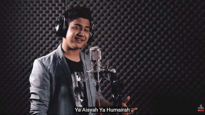 Download Lagu MP3 Aisyah Istri Rasulullah Versi Syakir Daulay, Lengkap Lirik dan Juga Link Download