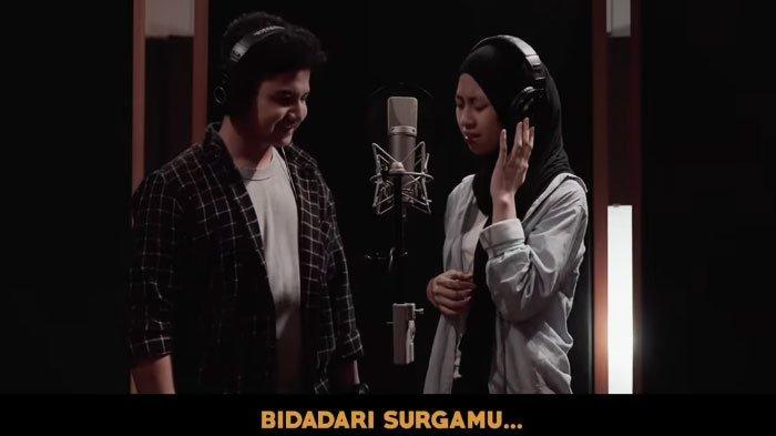 Download Lagu MP3 Bidadari Surga Syakir Daulay dan Adiba Uje, Lagu Milik Uje, Trending di Youtube