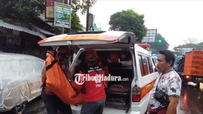 Tabrak Lari Terjadi di Kota Malang, Unit Laka Lantas Polresta Malang Kota Lakukan Penyelidikan