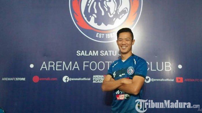Debut Perdana Takafumi Akahoshi Pemain Asal Jepang Bersama Arema FC Masih Misterius