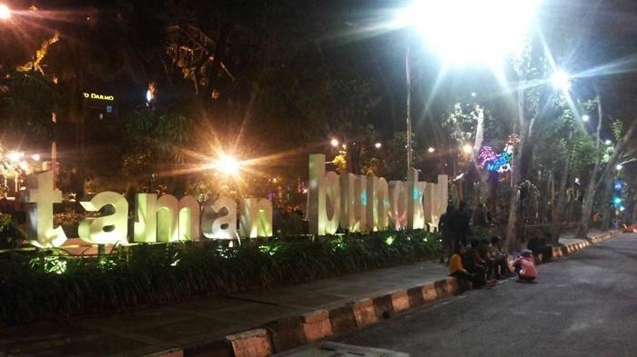 Aturan Masuk Mal di Surabaya Wajib Tunjukan Kartu Vaksin Diharap Juga Bisa Diterapkan di Taman Kota