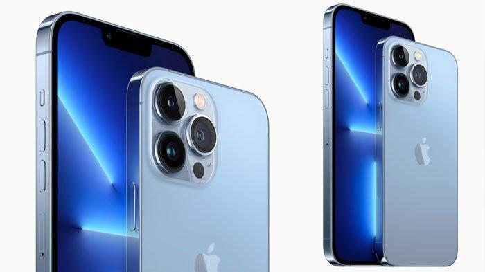 Harga iPhone Awal Oktober 2021, Mulai dari iPhone X, iPhone 11, iPhone 12 hingga iPhone 13 Series
