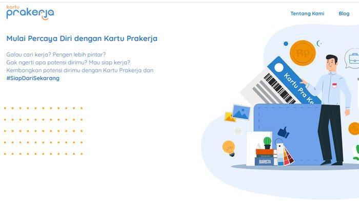 Cara Daftar Kartu Prakerja Gelombang 12, Login di www.prakerja.go.id, Simak Kisi-Kisi Tes Prakerja