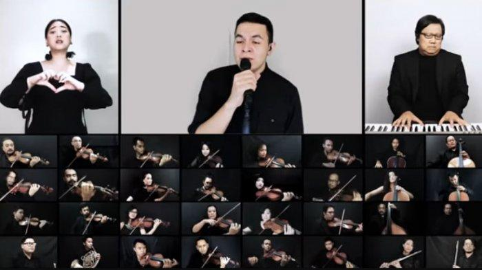 Lirik Andai Aku Bisa - Erwin Gutawa Orchestra, Tulus, Hasna Mufida, Lagu Chrisye, Viral di TikTok