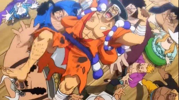 Sinopsis One Piece 1006, Terungkap Sosok yang Bakal Menghadapi Queen, Nasib Luffy dan Topi Jerami?