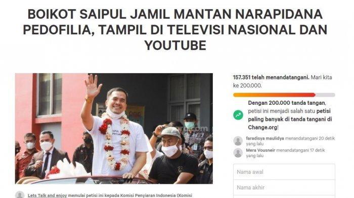 Kontroversi Boikot Saiful Jamil di Stasiun TV, Dewi Perssik Singgung Soal Masa Lalu: Biarkan Berlalu