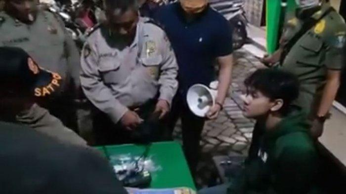 VIRAL Pria Berjaket Diinterogasi Petugas PSBB Surabaya, Bawa Obat Mencurigakan, Diduga Pil Dobel L