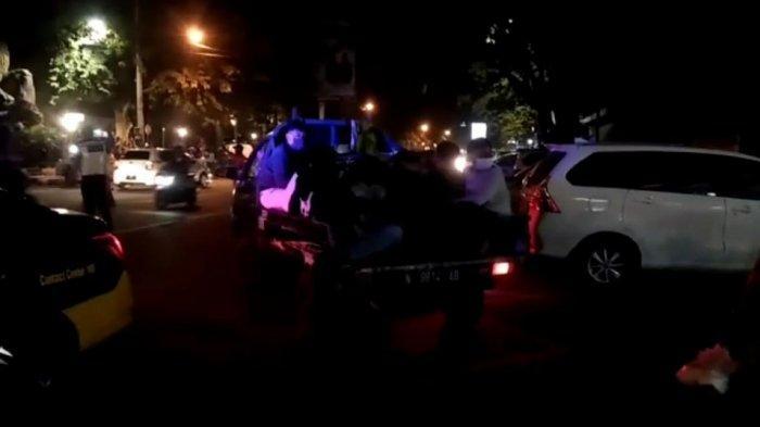 Malam Takbiran Malah Pesta Miras, 10 Pemuda di Malang Diangkut ke Kantor Polisi