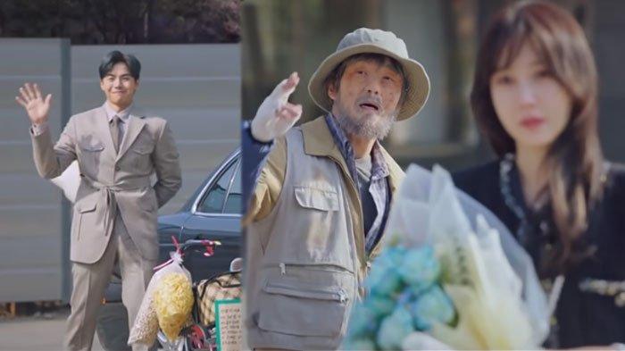 Sinopsis The Penthouse 3 Episode 1, Identitas Asli Joo Dan Tae dan Misteri Bom Mobil Logan Lee