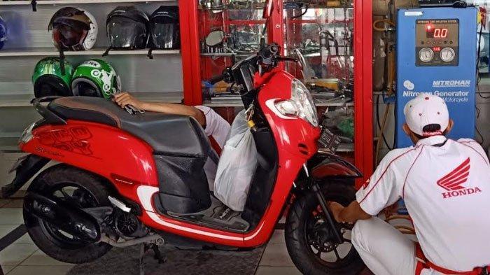 Kondisi Busi Kendaraan Sepeda Motor Bisa Dilihat dari Warnanya, Waspada Jika Sudah Berwarna Hitam