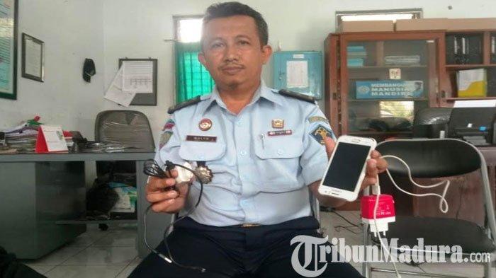 Petugas Lapas Tulungagung Terkejut, Temukan Ponsel di dalam Bungkusan Nasi dari Pengunjung
