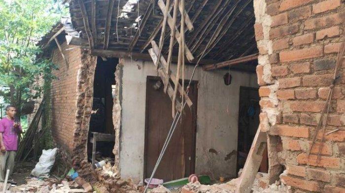 Tiga Orang Meninggal Dunia, 2 Luka Berat dan 251 Rumah Rusak Akibat Gempa di Kabupaten Malang