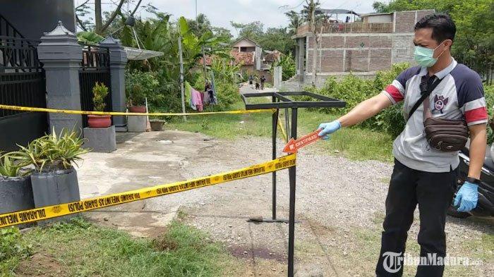 Mayat Laki-Laki Ditemukan Bermandikan Darah, Ada Luka di Pelipis Kepala, Diduga Korban Pembunuhan