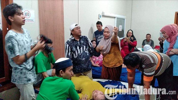 BREAKING NEWS - Tempat Pengobatan Ningsih Tinampi 'Digeruduk' Petugas Dinas, Polda dan Kejati