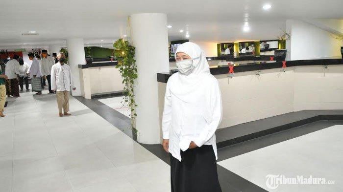 Sambut New Normal,Masjid Al Akbar Surabaya Ubah Toilet Beorientasi Environment, Apa Keunggulannya?