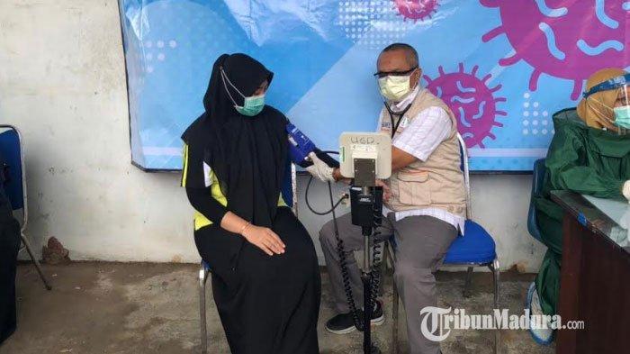 35 Nakes Divaksin, Kepala Puskesmas Tanjung Sampang Ajak Masyarakat Tidak Takut Vaksinasi Covid-19