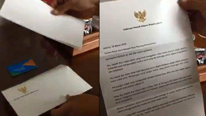 Momen Haru Tenaga Medis Baca Surat yang Disiapkan Anies Baswedan di Kamar Hotel: Kami Bangga