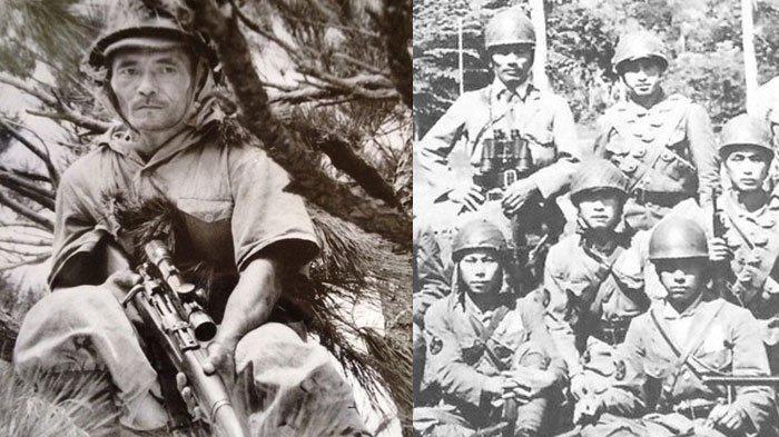 Kisah Sniper Jepang di PD II, Bertengger di Pohon Mengincar Tentara Amerika, Slogannya Bikin Ngeri